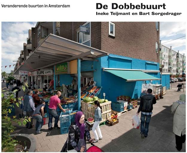 Boekomslag De Dobbebuurt.