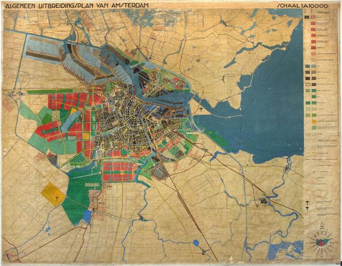 Algemeen Uitbreidingsplan (AUP) (General Extension Plan) 1935