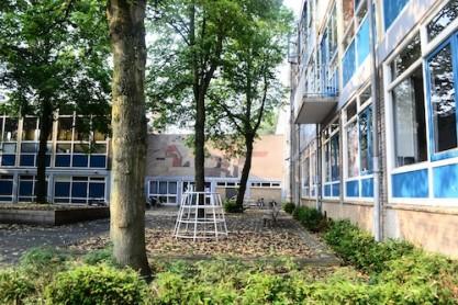 Van Eesteren Binnenmuseum aan de Burgemeester De Vlugtlaan 125. Foto: Victorien Koningsberger.