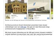 Fietsen langs architectuur Nieuw-West. Parool.nl; 13 mei 2011.