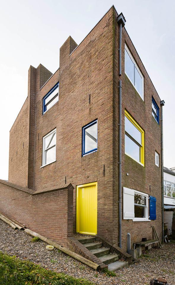 Huis van Zessen, EFL-stichting. Fotografie: BMBeeld.