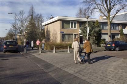 Ouderen in Buitenveldert. Foto: © NRC / Maurice Boyer.