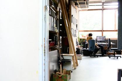 Atelier De Vlugt. Foto: Victorien Koningsberger.