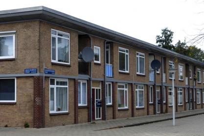 Louis Couperusstraat in Slotermeer. Foto: Noud de Vreeze