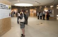 Opening Expositie 'Ontmoet Van Eesteren in Buitenveldert' Foto © Stadsarchief Amsterdam Eric Dix
