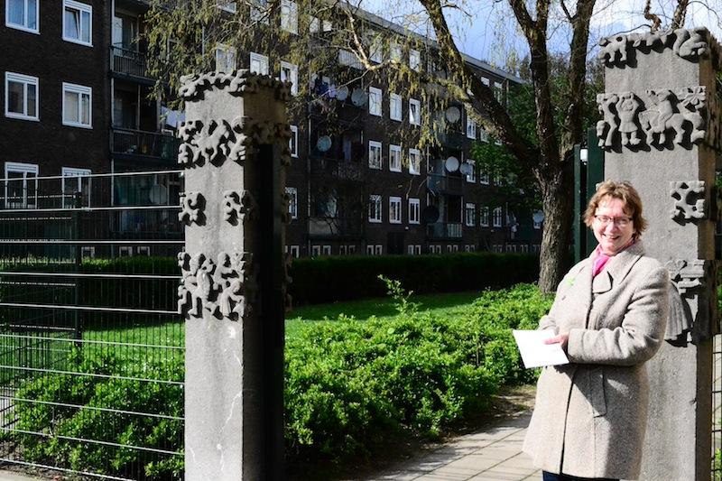 Medewerker Charlotte Foto Victorien Koningsberger