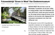 Fotowedstrijd Groen in West. www.dichtbij.nl; 10 juli 2015.