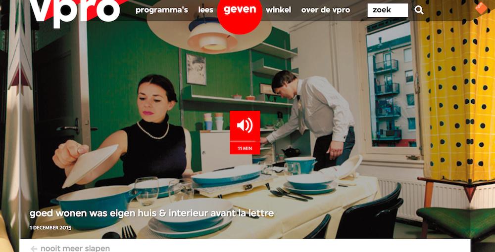 Schermafbeelding 2015-12-01 VPRO reportage Goed Wonen