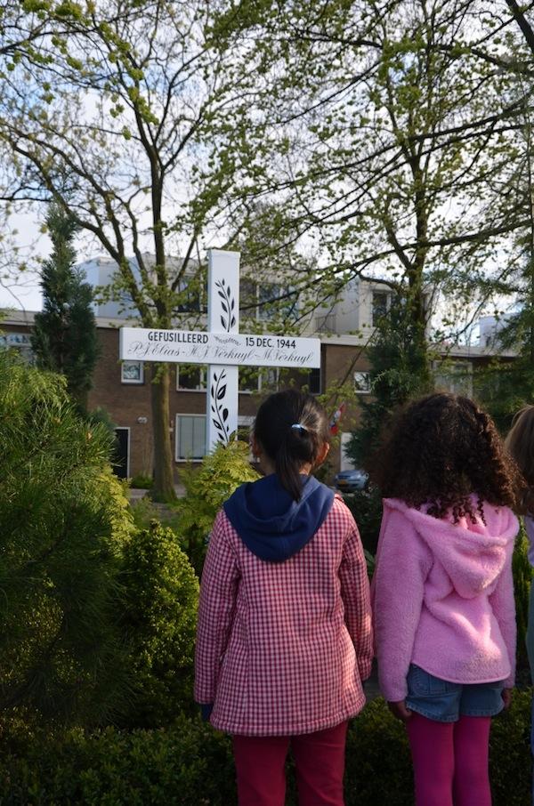 Herdenking Haarlemmerweg