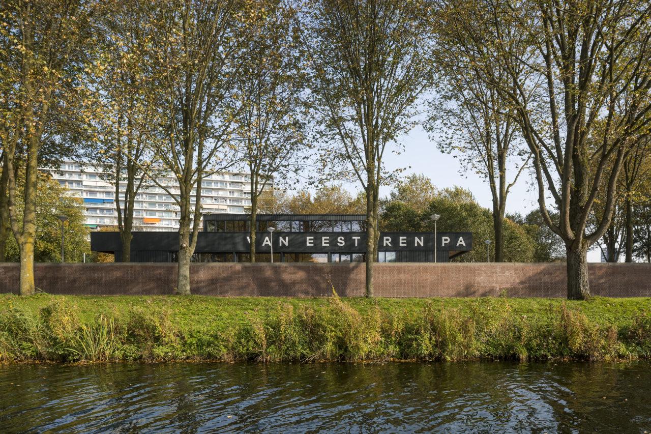Van Eesteren Paviljoen, Foto: Luuk Kramer