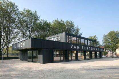 Van Eesteren Paviljoen (Foto Luuk Kramer)