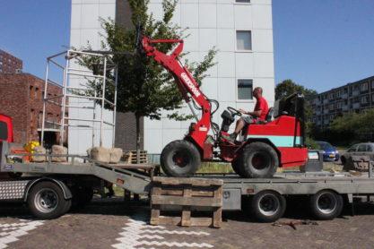 Aldo Van Eyck speeltoestel, Foto: Elisa Matse