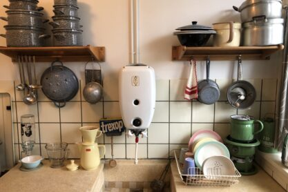 Van Eesteren Museumwoning, keuken