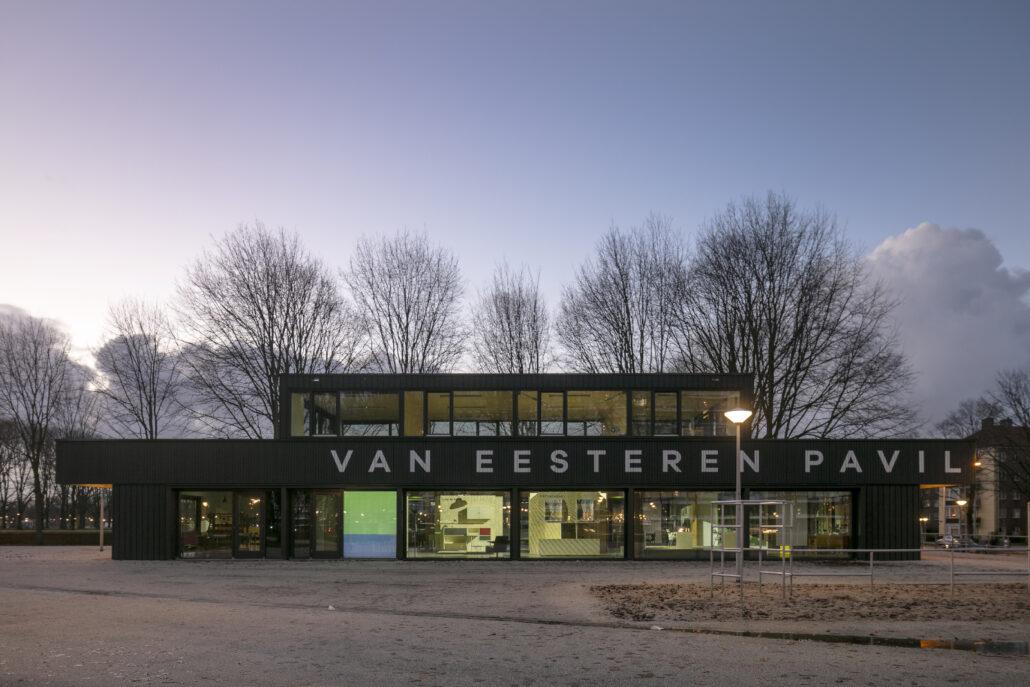 Van Eesteren Museum - Fotograaf Luuk Kramer