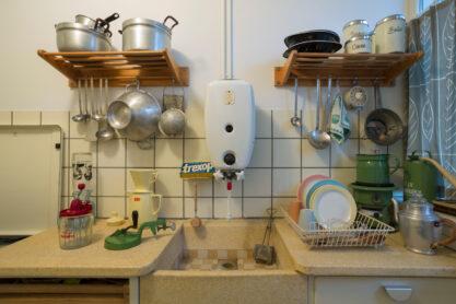Van Eesteren Museumwoning - keuken. Fotografie Adelheid Vermaat