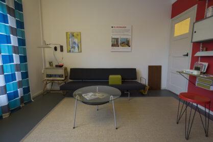 Van Eesteren Museumwoning, woonkamer - Fotografie Adelheid Vermaat