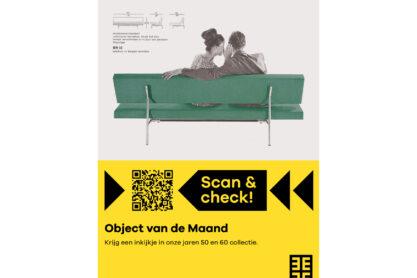 Scan & check Posters - Poster Object van de Maand