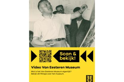 Scan & check Posters - Poster Van Eesteren Museum