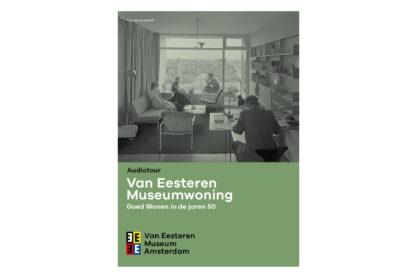 Van Eesteren Museumwoning, audiotour cover
