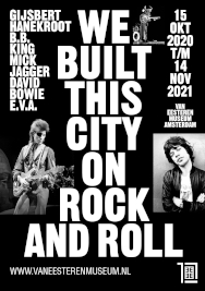 We built this city on Rock and Roll tm 14 nov 2021
