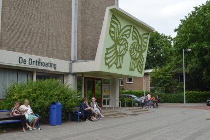 Stop 4 - Beton-reliëf van Dick Elffers, Gemeente Amsterdam, Monumenten en Archeologie (Erik Zwierstra)